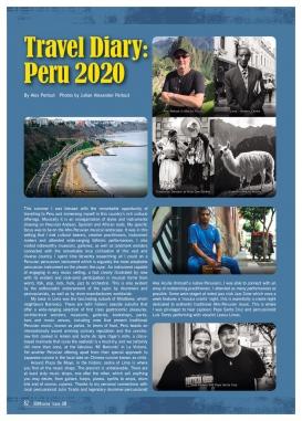 Travel Diary: Peru 2020